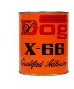 Keo cho chó Dog X66 100gam